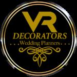 vr wedding planners logo